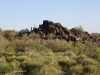 Big pile of boulders